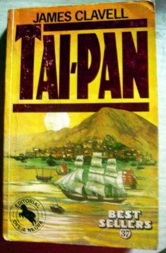 Tai Pan volumen 1 y 2 – James clavell