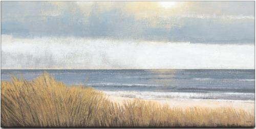 Beach Print Canvas Art