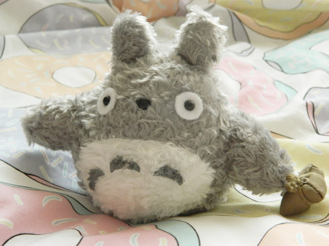 Totoro Plushie, Totoro Plush, My Neighbor Totoro Plush, Studio Ghibli Plush,