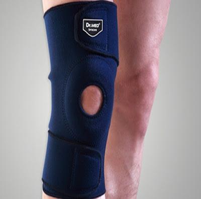 Manfaat Deker Lutut Untuk Cedera Ligamen