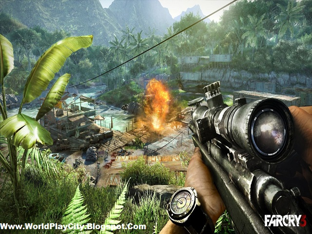 Far Cry 3 PC Game Full Version Download ~ مـدونــة