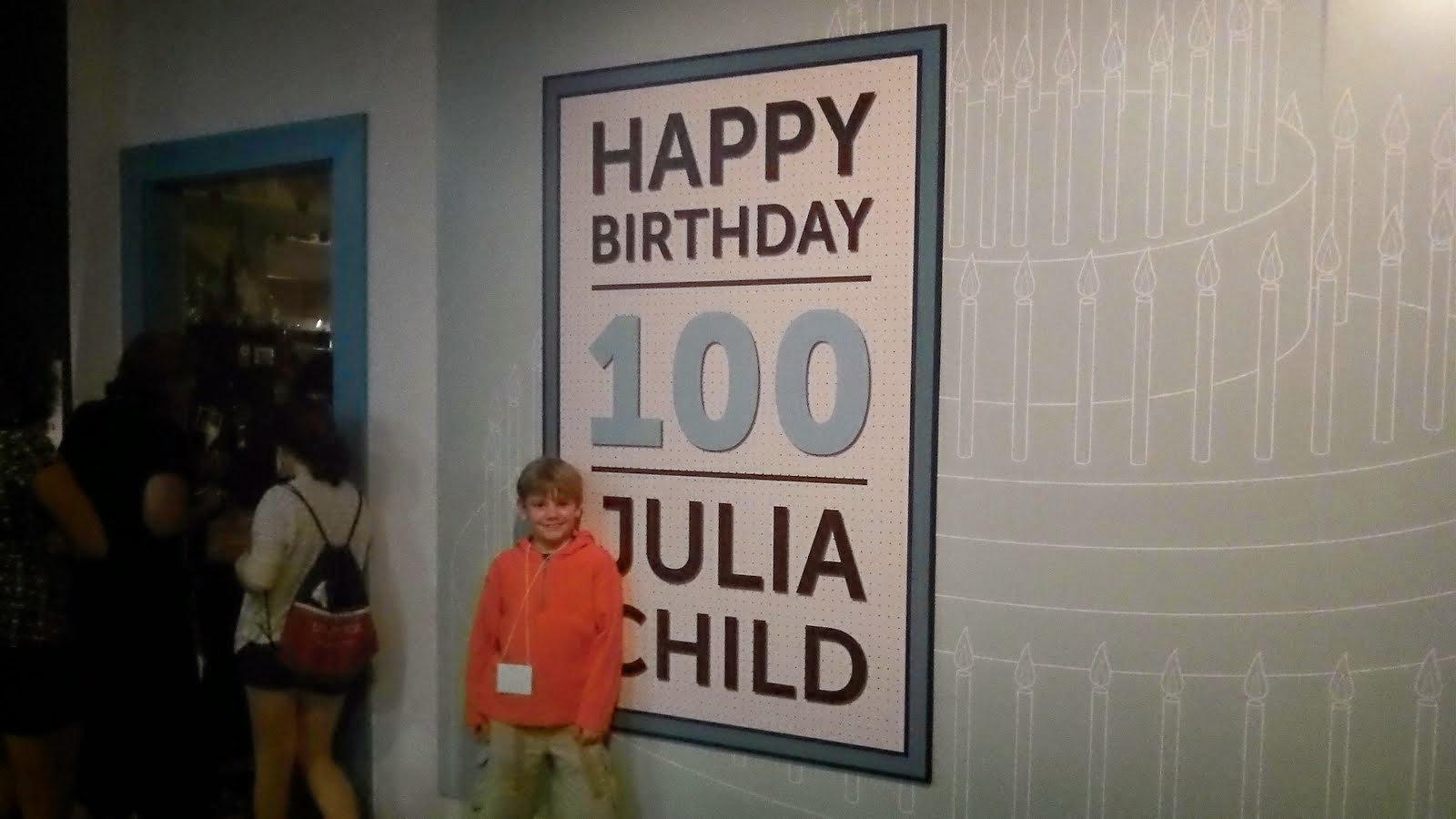 Julia Child's Birthday