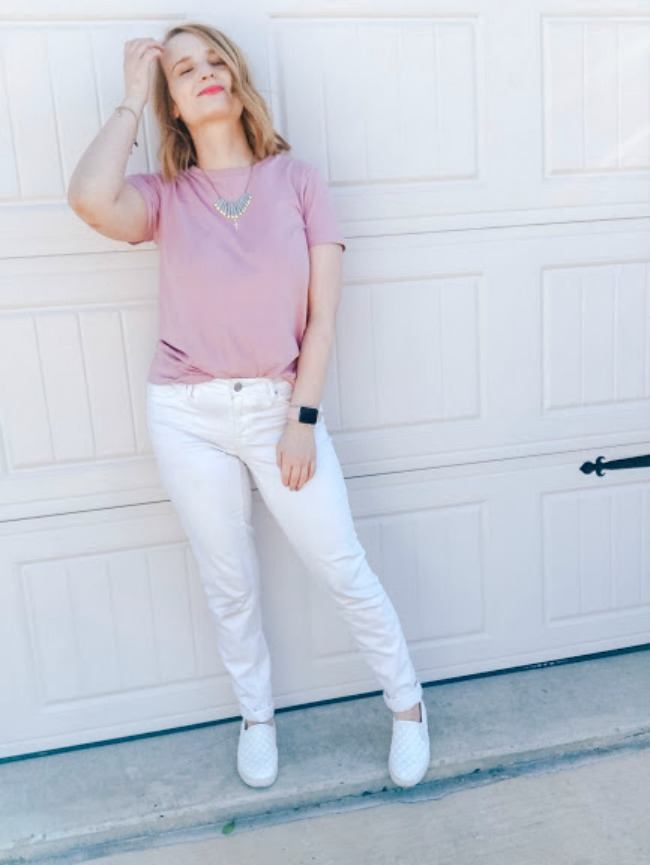 Styling Slip On Sneakers With Jeans