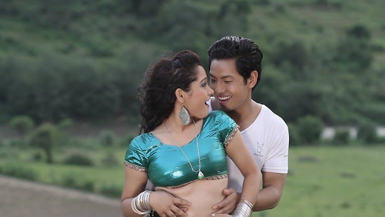 Anish magar and anisha oli