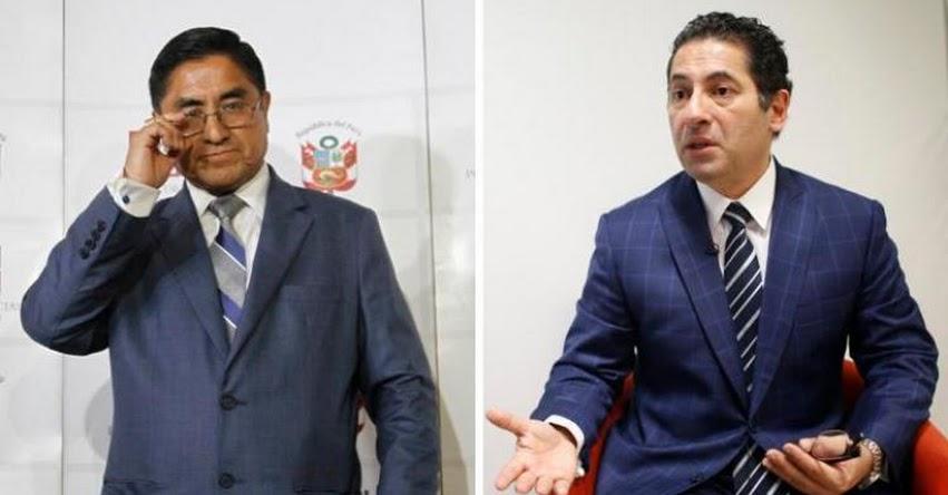 #CNMaudios: Nuevos audios involucran al Ministro de Justicia Salvador Heresi [VIDEO]