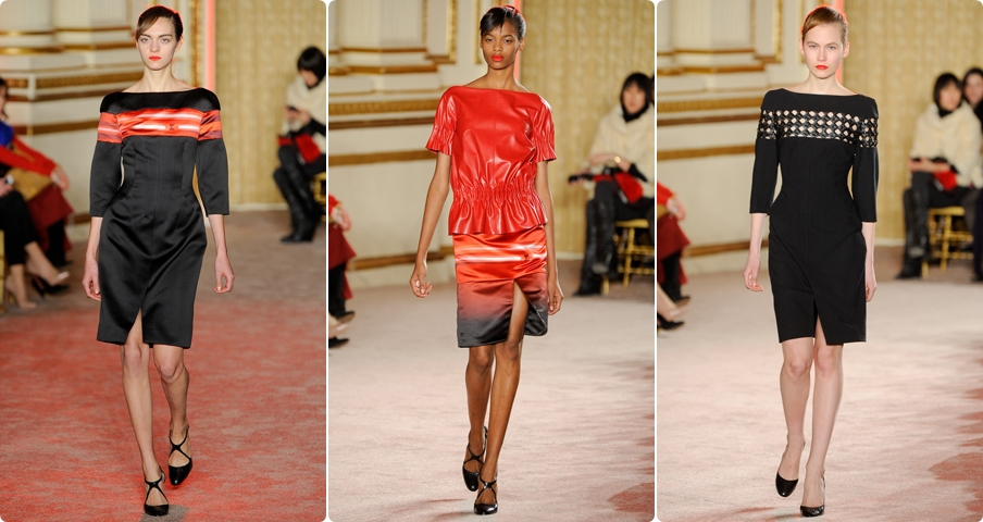 before you kill us all: Thakoon Fall/Winter 2012 Ready to Wear