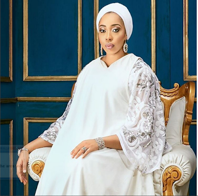 Ooni Of Ife's Wife, Yeyeluwa Wuraola Looks Gorgeous In New Photos