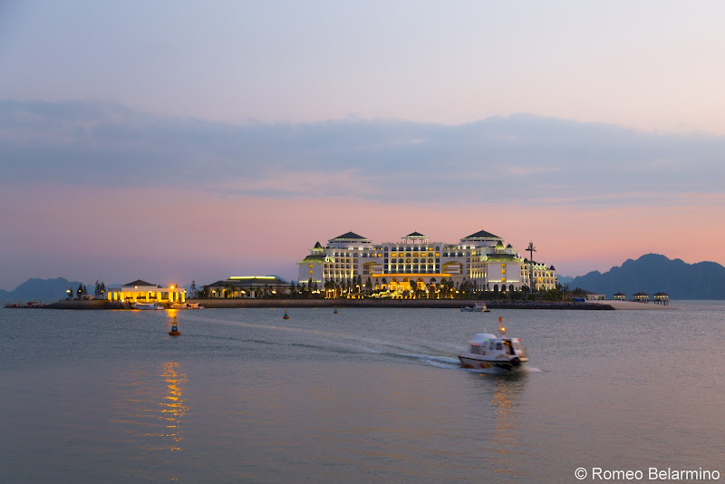 Hanoi Side-Trip to Ha Long Bay in 24 Hours Vinpearl Ha Long Bay Resort