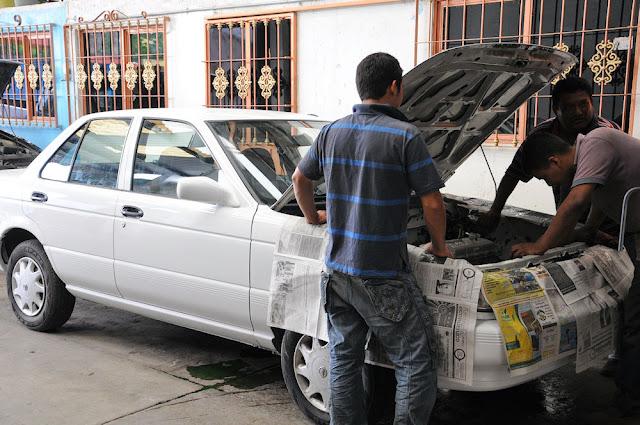Talleres callejeros superan servicios