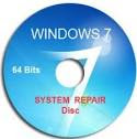 How To Usage A Windows Vii Repair Cd