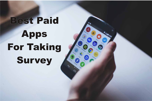 Best Paid Apps For Taking Survey