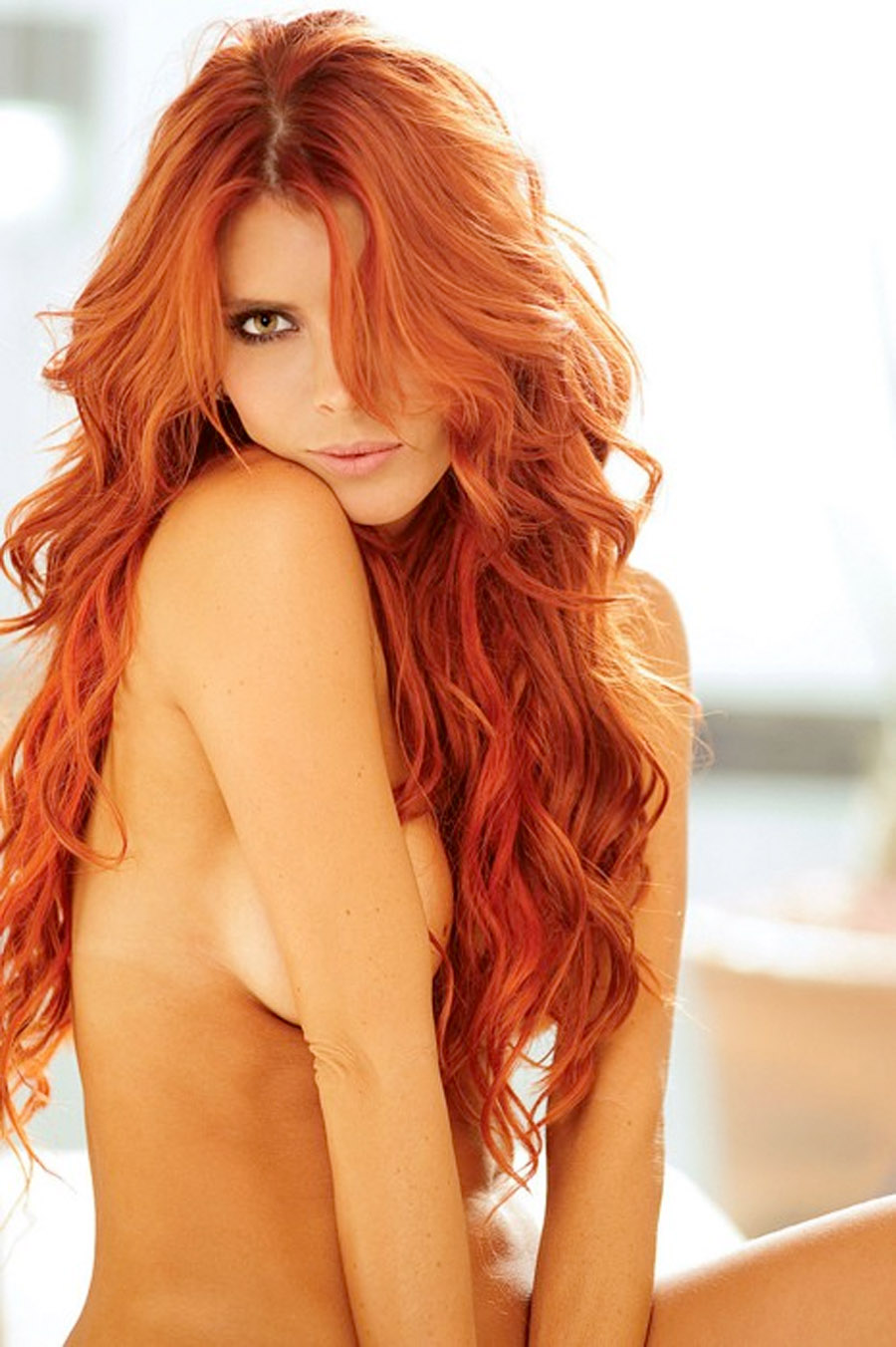 Nude Red Heads Women 100
