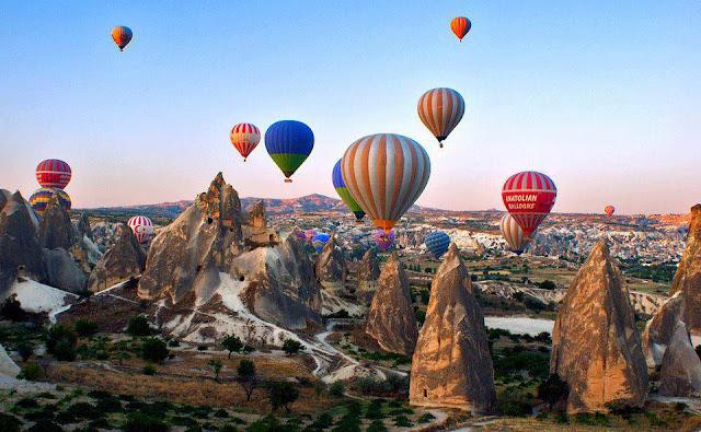 Paket Tour Wisata Muslim Turki 2017-2018