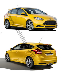 kich thuoc xe ford focus