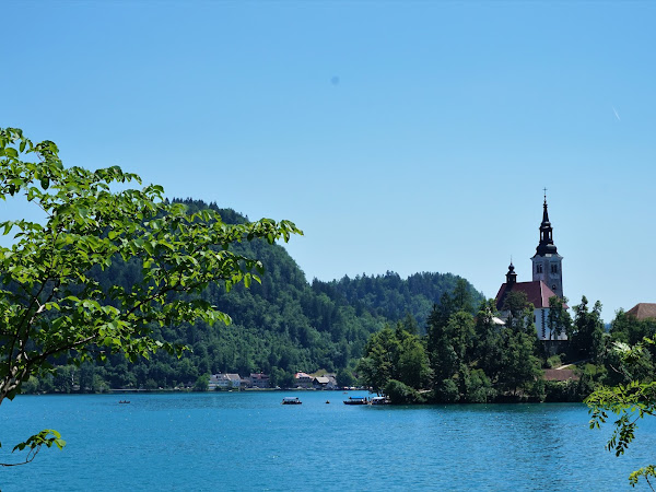 THREE WAYS TO KILL TIME IN BLED IF YOU'RE NOT INTO RELAXING (& TWO IF YOU ARE)
