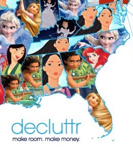 southern princesses decluttr
