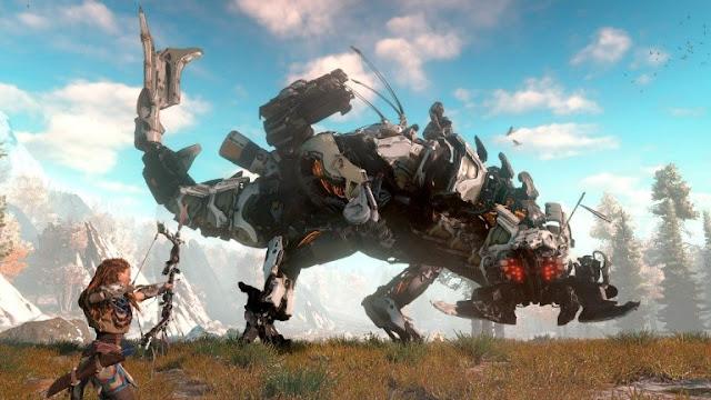لعبة Horizon : Zero Dawn تحصل على تحديث جديد و هذه أهم تفاصيله