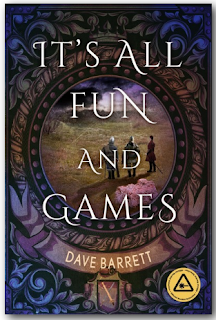 Image result for it's all fun and games book