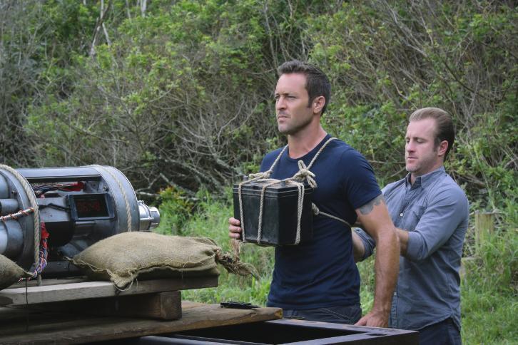 Hawaii Five-0 - Episode 7.18 - E Malama Pono - Promotional Photos & Press Release