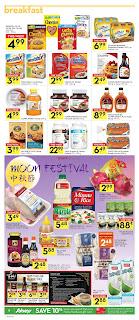 Sobeys Food Flyer September 22 - 28, 2017