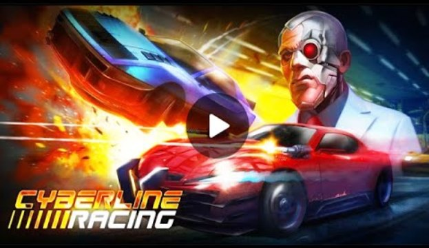 Cyberline Racing APK Mod+Data (Offline, Unlimited money)