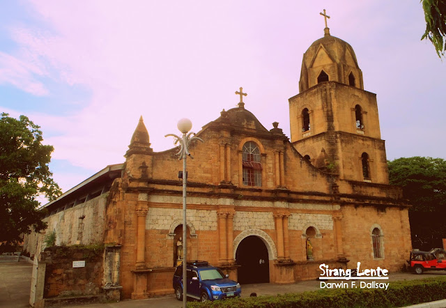 Guimbal Church is 2019 tourist destinations in iloilo city
