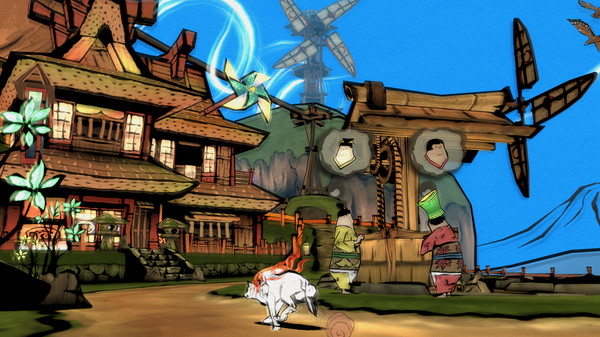 Okami HD PC Free Download Screenshot 3