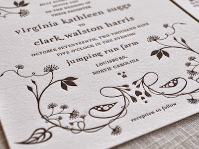 tipografia bodas