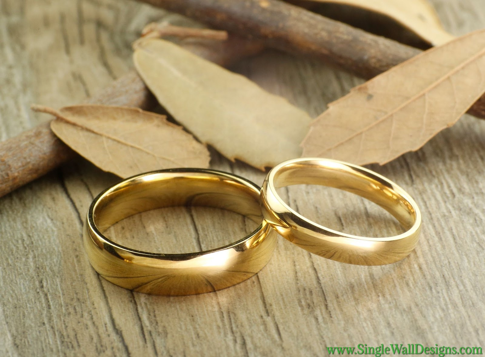 Couple Wedding Rings Sets For Women And Men | Single Design Ideas