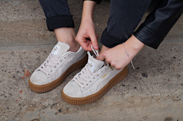 puma creepers do chodzenia