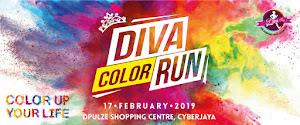 Diva Colour Run 2019 - 17 February 2019