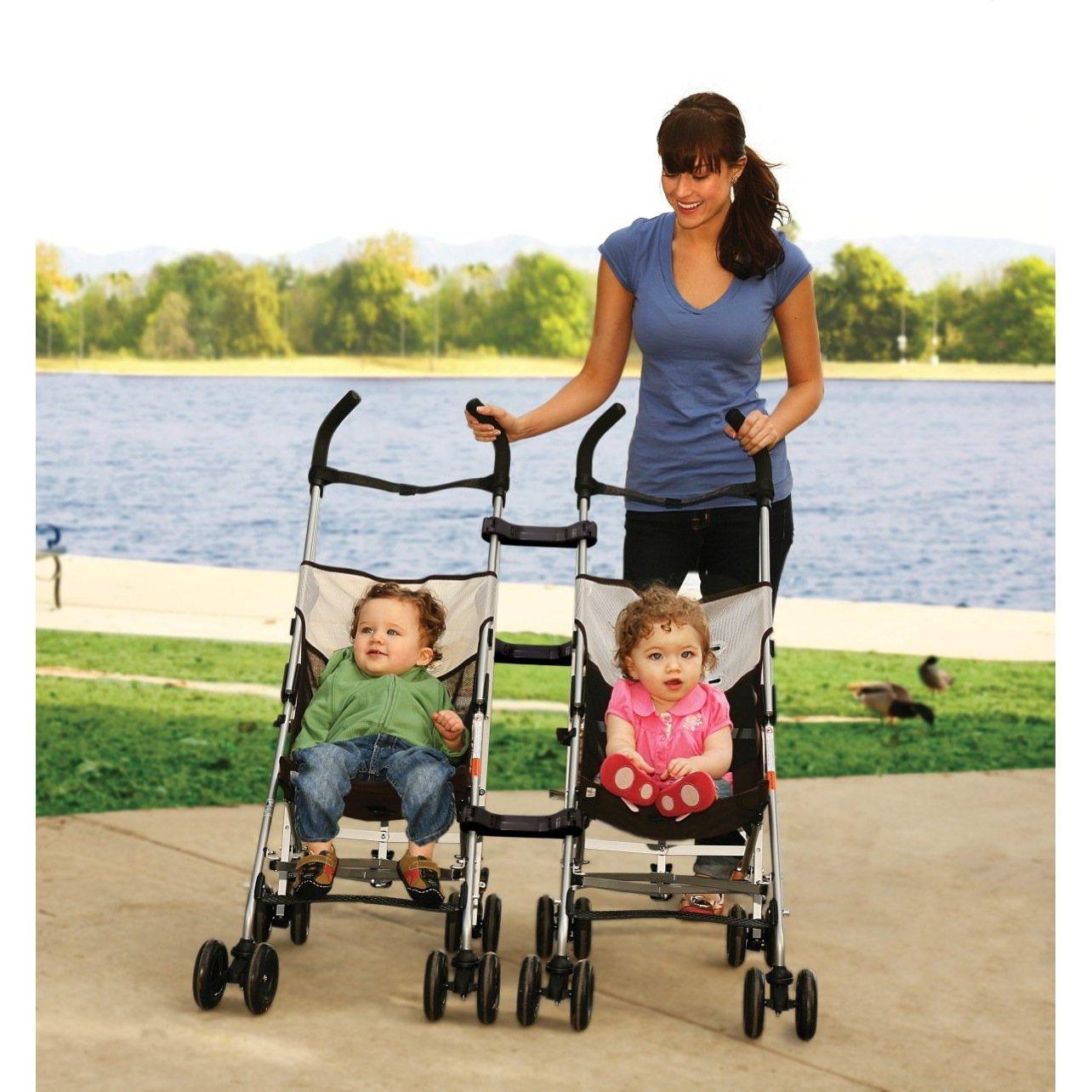Nannyviews Review Munchkin Stroller Links