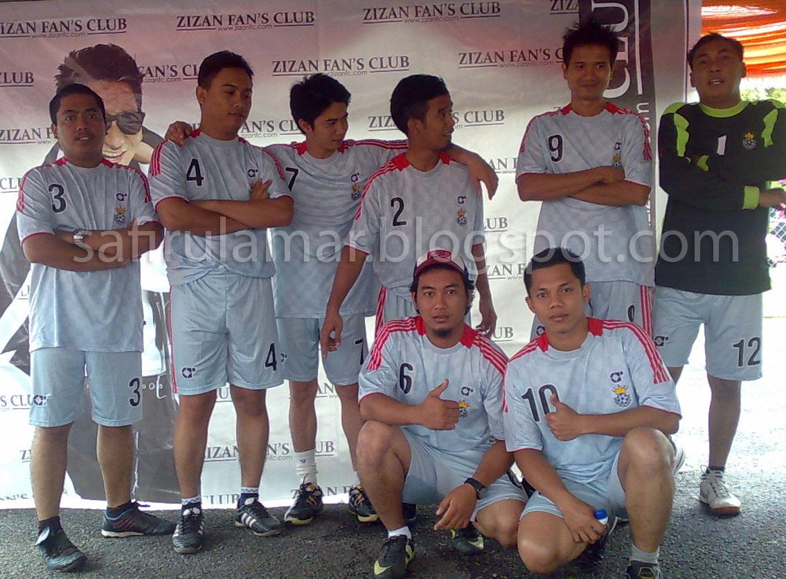 Perlawanan Futsal Amal Jozan FC