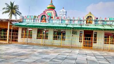 Jillellamudi Amma Temple near Bapatla