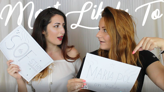 Most Likely To with Sofia | Maria Pol