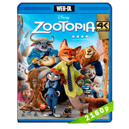 Zootopia (2016) HEVC H265 2160p Audio Dual Latino-Ingles