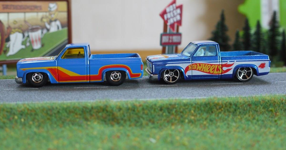 2017 Chevy S10 >> Diecast cars 1/64, Modellautos 1:64, Modellbilar 1:64 ...
