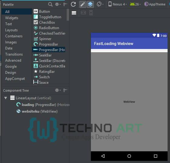 WildanTechnoArt-Create-FastLoading-Webview-Kotlin_Step6