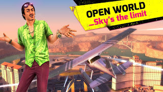Gangstar Vegas MOD APK+DATA Unlimited Money VIP