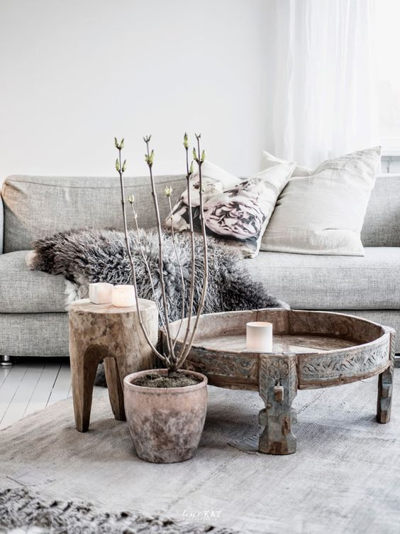 Textiles para decorar el salón de tu hogar