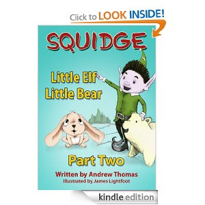 squidge little elf big trouble Manual