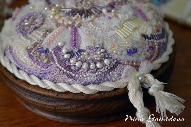 спутники рукодельницы, красивые аксессуары для шитья