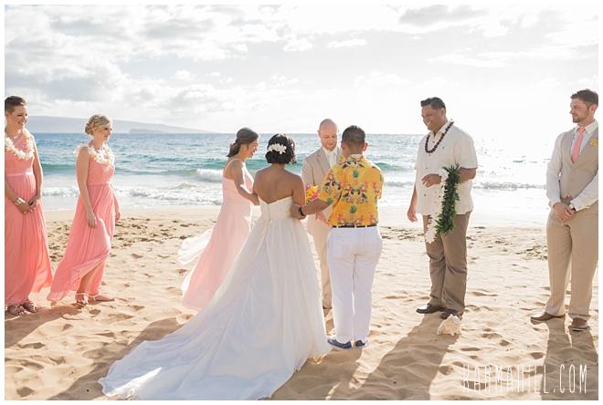 Maui Beach Wedding Photographers