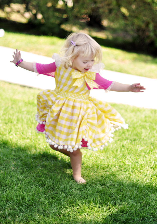 lalaloopsy little girl's costume dress