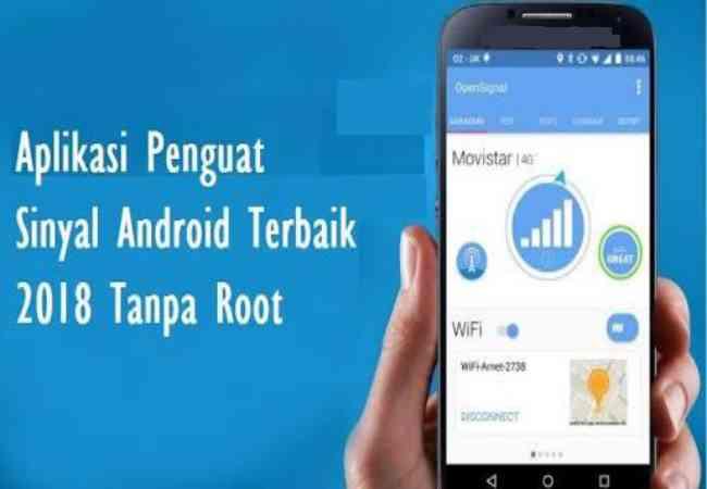 5 Aplikasi Penguat Sinyal 3G 4G Android Paling Ampuh Tanpa Root Terbaik 2019 Terbaru