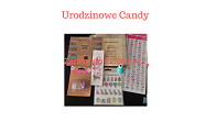 Candy urodzinowe w Przystani Miryam