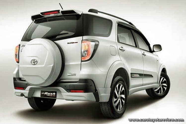2016 Toyota Rush Review And Specs