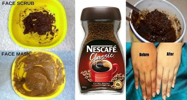 What She Did With Coffee Was Totally Amazing
