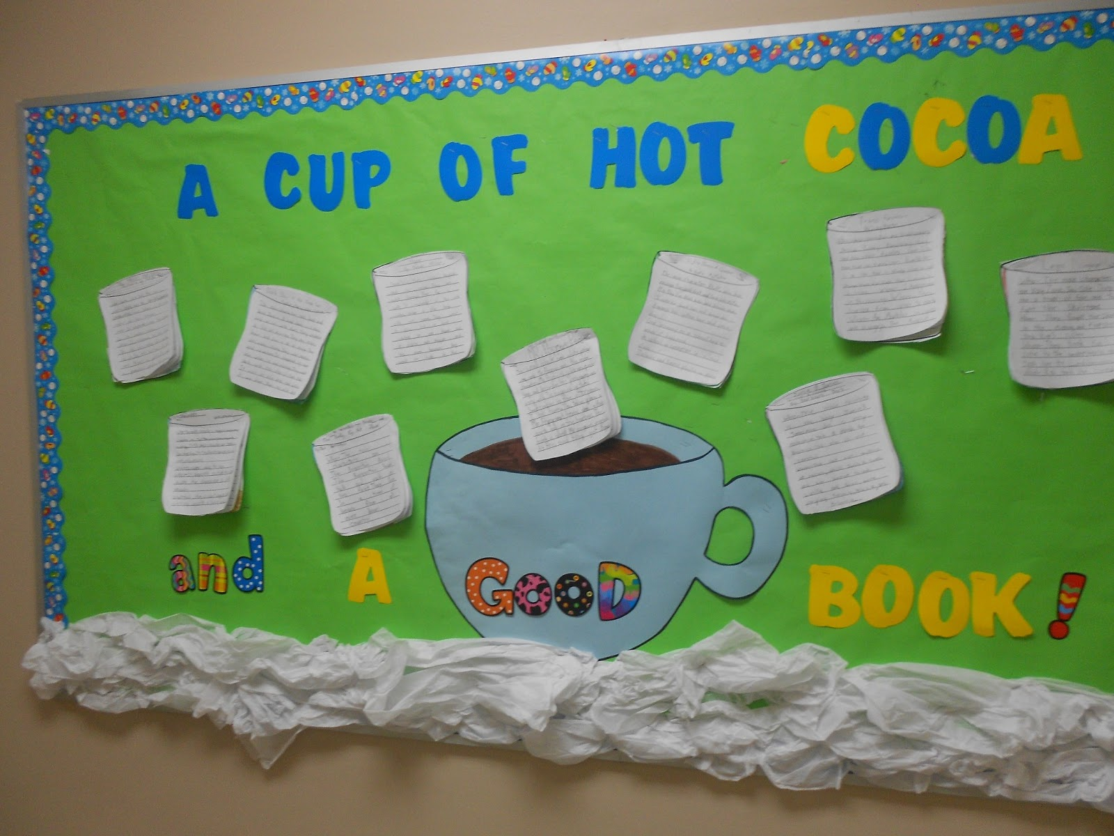The Adventure Of Teaching A Cup Of Hot Chocolate
