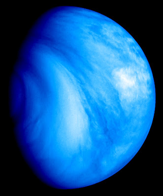 Planet Venus, Selalu Bercahaya Terang